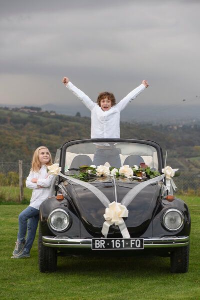 kit d coration voiture mariage ivoire x1 ref 5140. Black Bedroom Furniture Sets. Home Design Ideas
