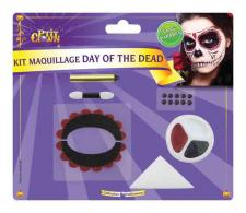 Maquillage Halloween: Day of the dead (x1) REF/20300