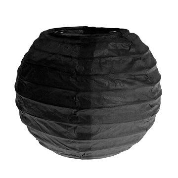 Lanterne noire s 10cm