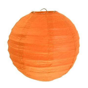 Lanterne orange 30cm