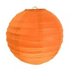 Lanterne orange 30cm (x2) REF/4313