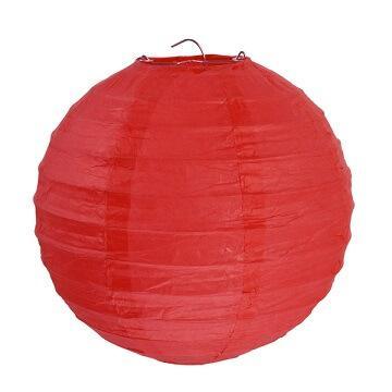 Lanterne rouge 50cm (x1) REF/4314