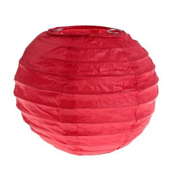 Lanterne rouge s 10cm