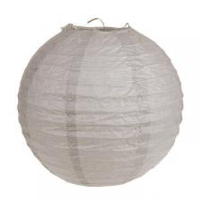 Lanterne taupe 30cm (x2) REF/4313