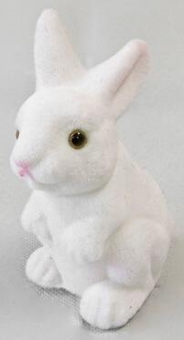 Lapin blanc (x1) REF/DEC701