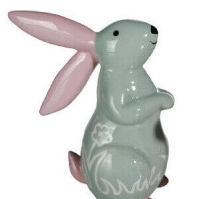 Lapin décoratif pour Pâques (x1) REF/100983