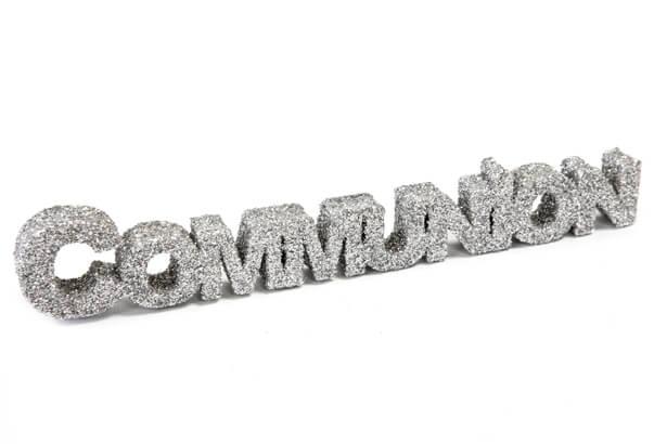 Lettre communion argent