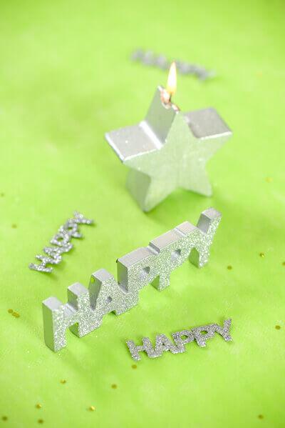 Lettre happy 4