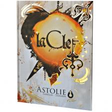 Livre jeu avec énigmes: La clef, tomme 1 Astolie (x1) REF/FACLE