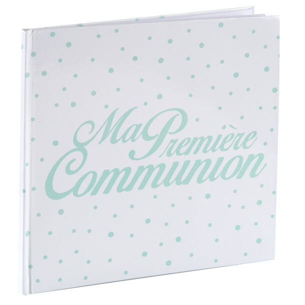 Livre d or communion mint