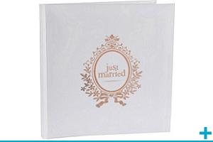 Livre d or mariage elegant