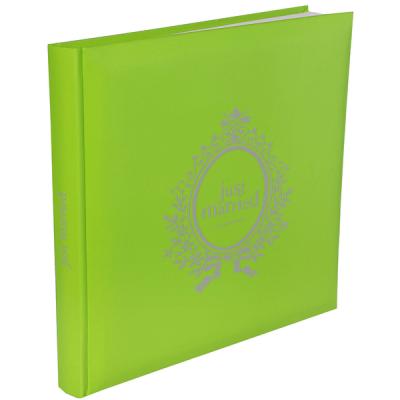 Livre d'or mariage just Married Champêtre vert (x1) REF/3845