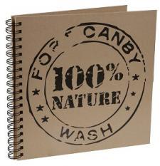 Livre d'or 100% nature (x1) REF/5023