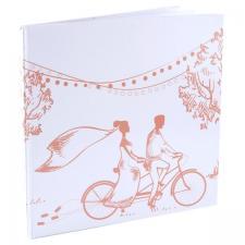 Livre d'or mariage guinguette (x1) REF/6281