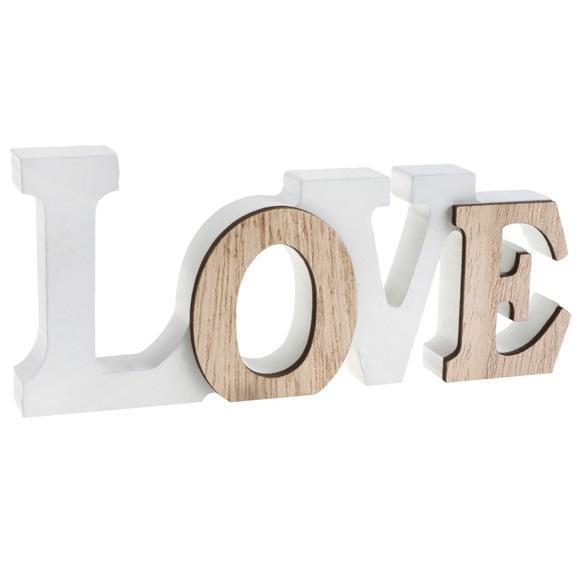 Location de materiel mariage lettre love en bois