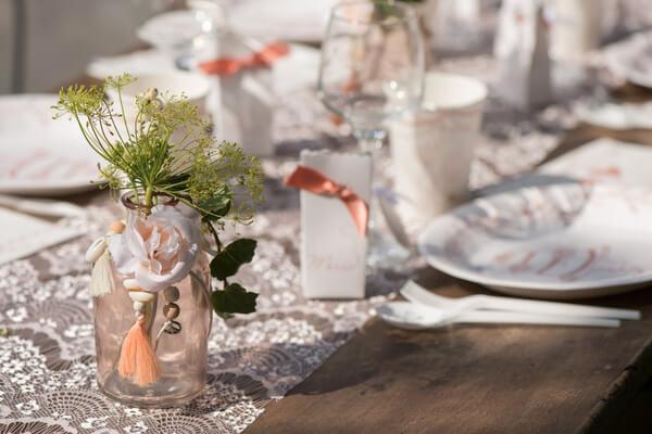 Location de vase mariage