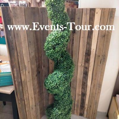 REF/EV-348 / Location d'un paravent en bois pour votre réception (x1)