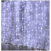Location rideau lumineux blanc avec led