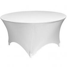 REF/EV-482 / Location table ronde de 4 personnes pour votre réception (x1)