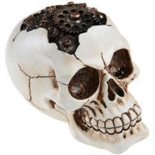 Location Halloween avec tête de mort mécanique (x1) REF/EV-410