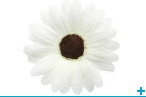 Loisir creatif avec fleur decorative
