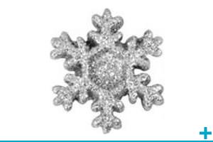 Loisir creatif avec stickers adhesif noel hiver et nouvel an