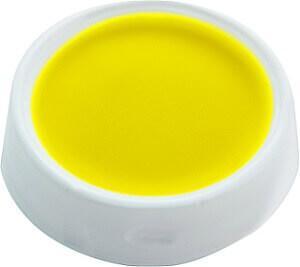 Maquillage fard gras, 10gr: Jaune (x1) REF/91017