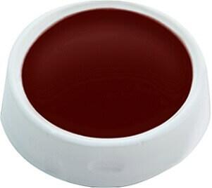 Maquillage fard gras, 10gr: Marron (x1) REF/91019