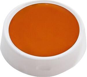 Maquillage fard orange