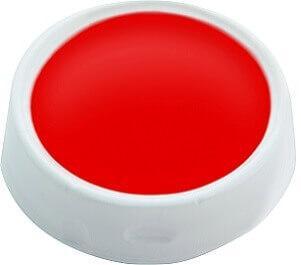Maquillage fard gras, 10gr: Rouge (x1) REF/91015