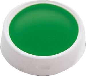 Maquillage fard gras, 10gr: Vert (x1) REF/91018
