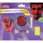 Maquillage Halloween: Diable (x1) REF/12900