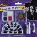 Maquillage Halloween: Sorcière (x1) REF/12800