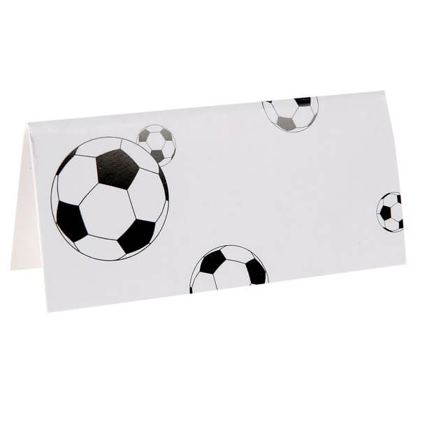 Marque place ballon de football 1