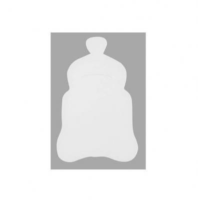 Marque-place biberon blanc (x10) REF/CTU004