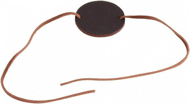 Marque place bracelet ardoise chocolat
