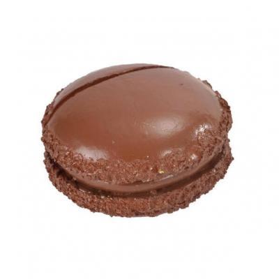Marque-place macaron chocolat (x2) REF/3621