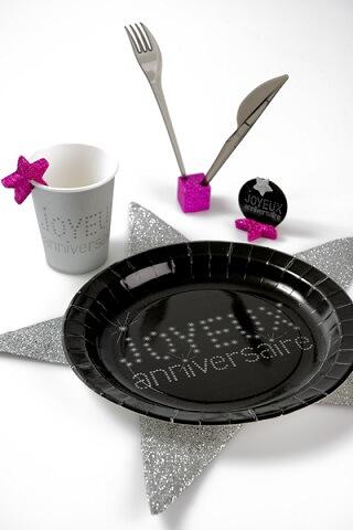 Marque place joyeux anniversaire 2