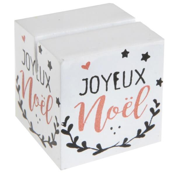 Marque place joyeux noel 4