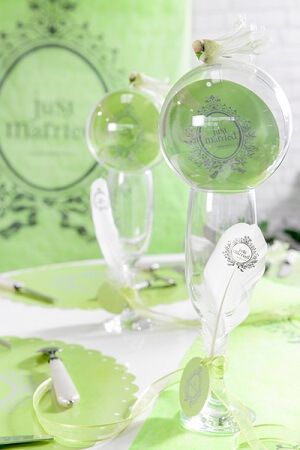 Marque place just married vert 3