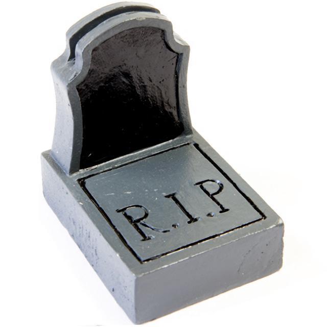 Marque place pierre tombale pour la fete d halloween