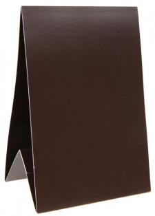 Marque-table chocolat (x6) REF/4334