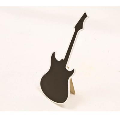 Marque-table musique: Guitare (x1) REF/DEC494