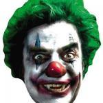Masque adulte clown (x1) REF/97090