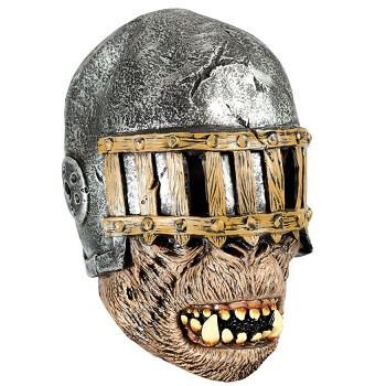 Masque adulte guerrier monstrueux