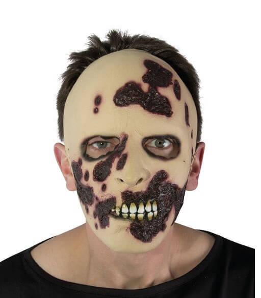 Masque adulte zombie sanglant