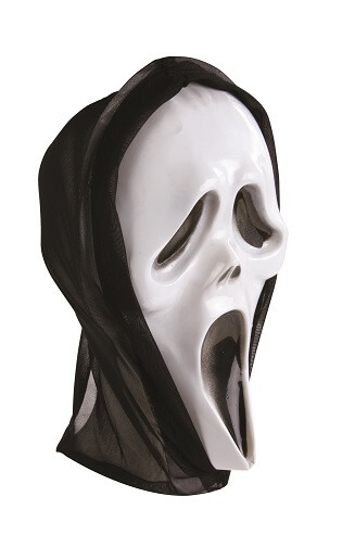 Masque fantome scream