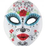 Masque femme: Day of the dead (x1) REF/22404