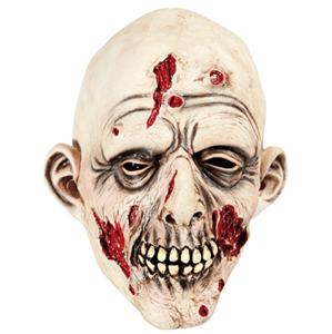 Masque mort vivant Halloween (x1) REF/12882