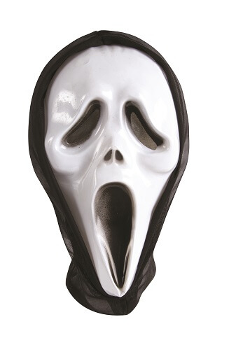 Masque scream fantome